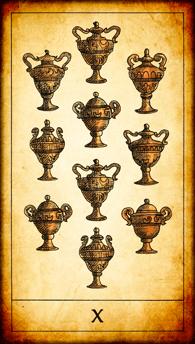 10 de Copas