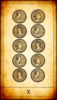 10 de Oros