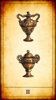 2 de Copas