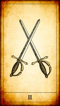 2 de Espadas