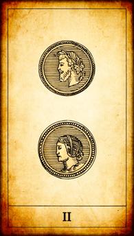 2 de Oros