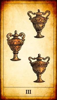 3 de Copas