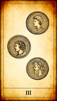 3 de Oros