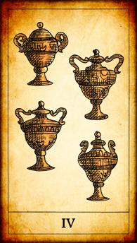 4 de Copas