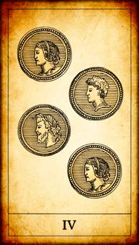 4 de Oros