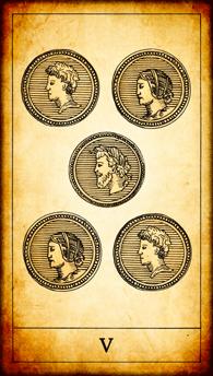5 de Oros