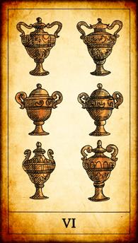 6 de Copas