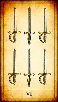 6 de Espadas