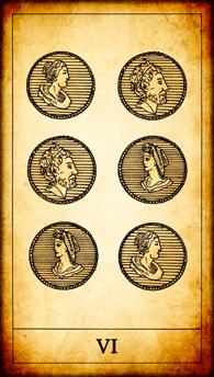 6 de Oros