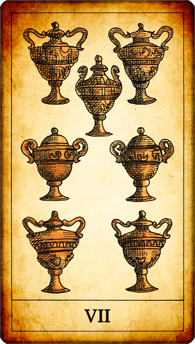 7 de Copas