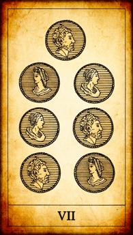 7 de Oros