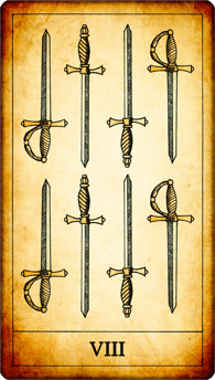 8 de Espadas