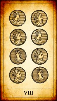 8 de Oros