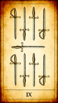 9 de Espadas