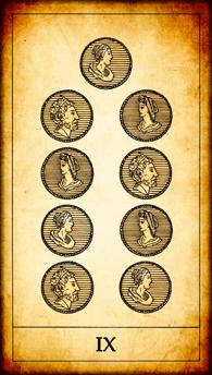9 de Oros