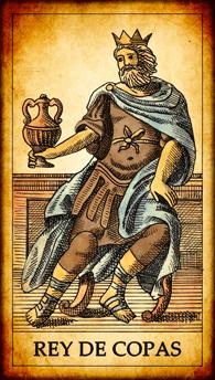 Rey de Copas