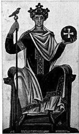 Emperador Tarot